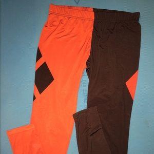 Pants - DC Comics original Harley Quinn pants leggings